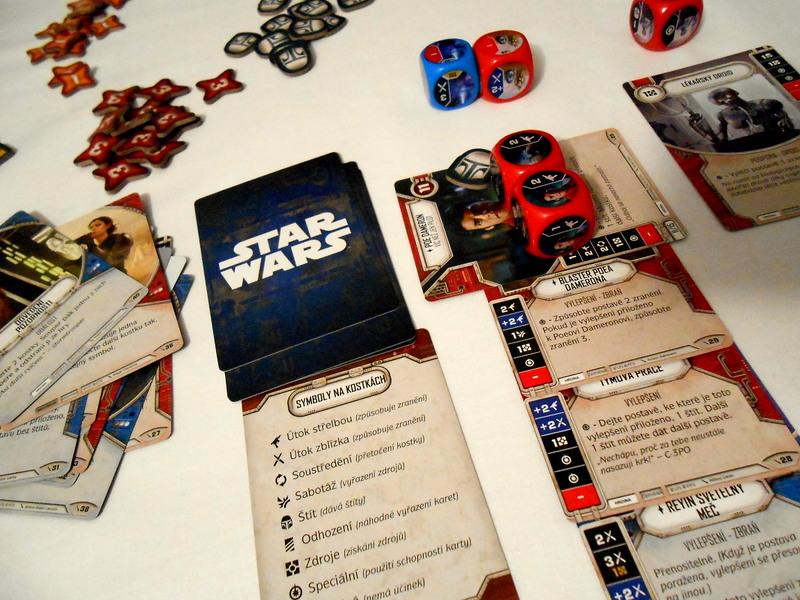Deskovkový speciál: Star Wars – Destiny 152282