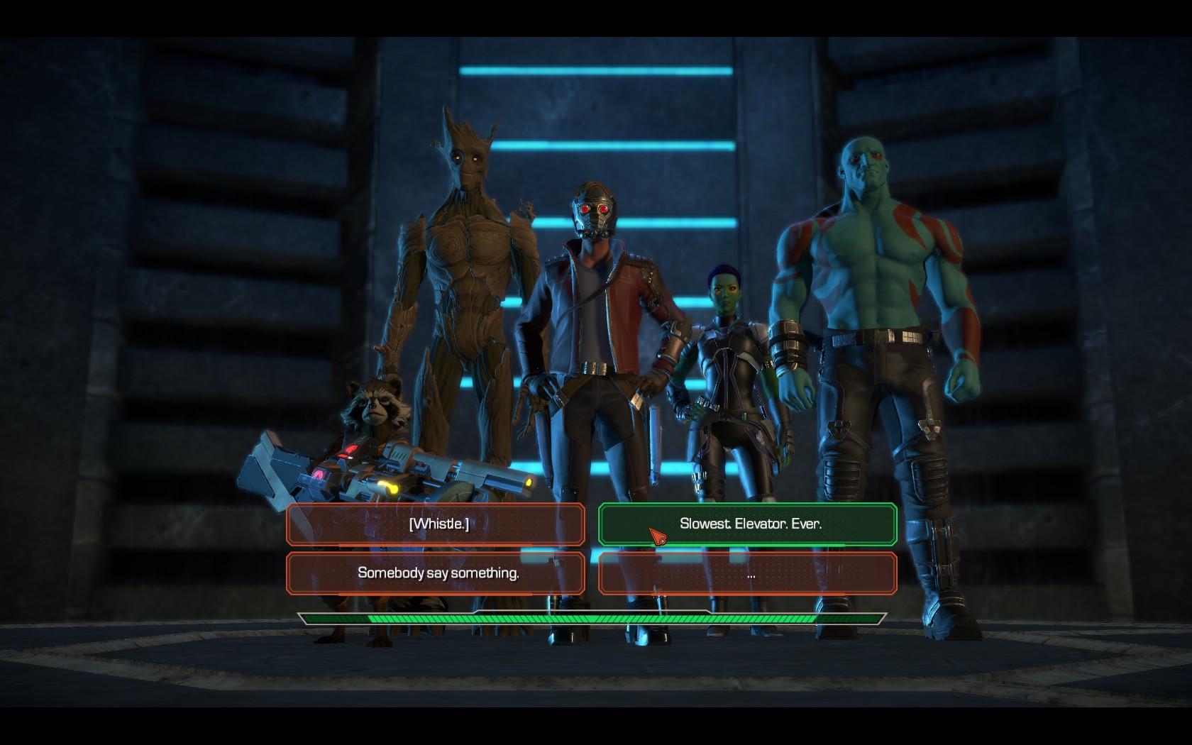 Guardians of the Galaxy – vesmírná epizodická komedie 152419