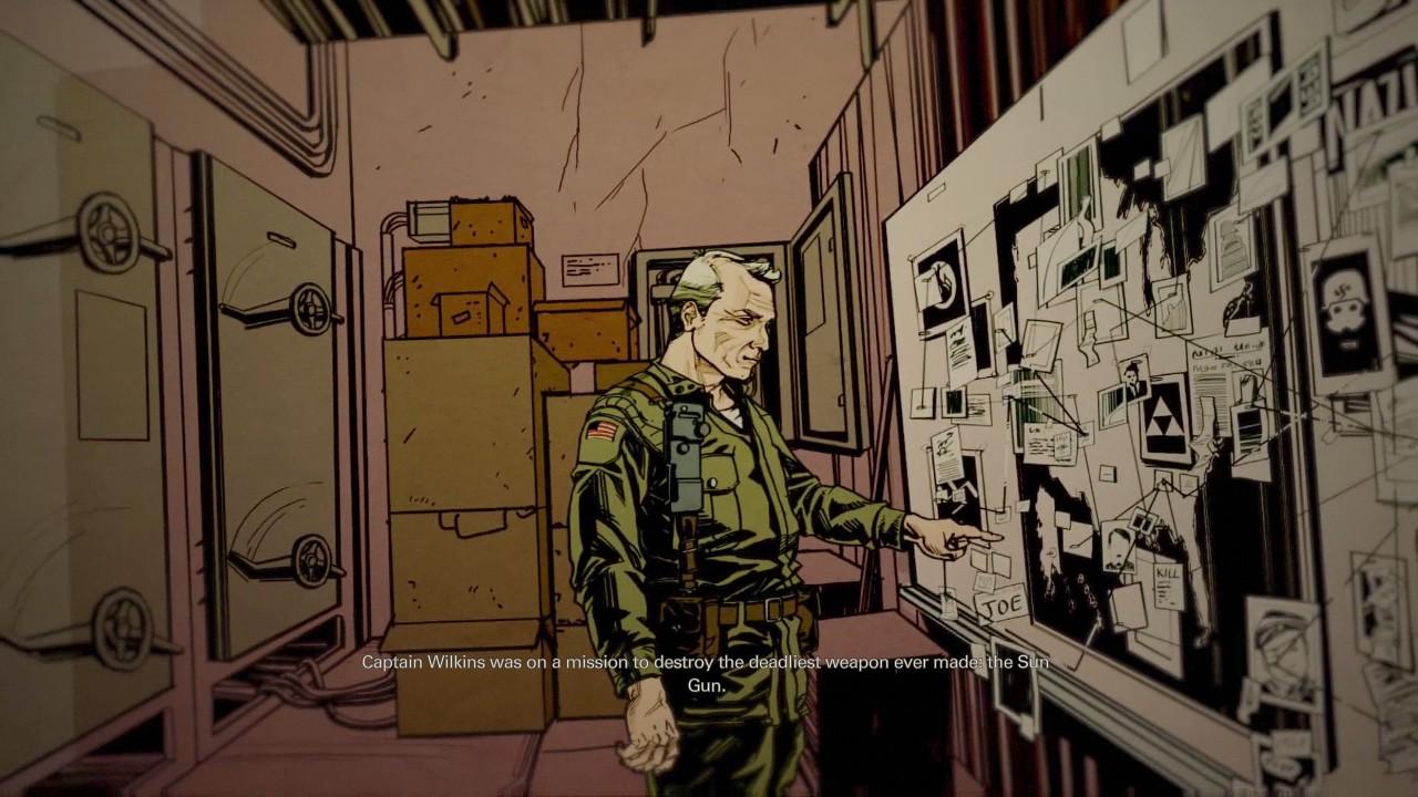 Wolfenstein 2: The Freedom Chronicles - Episode Zero – když má Blazkowicz dovolenou 152427