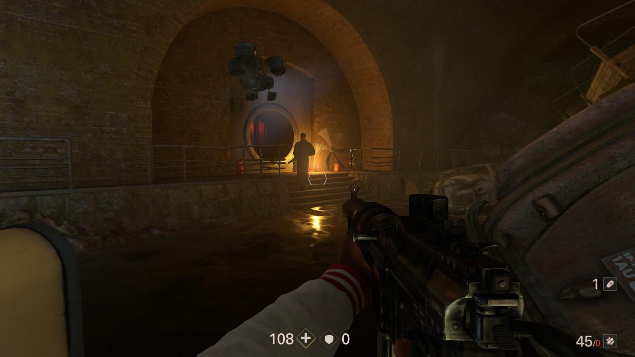 Wolfenstein 2: The Freedom Chronicles - Episode Zero – když má Blazkowicz dovolenou 152429