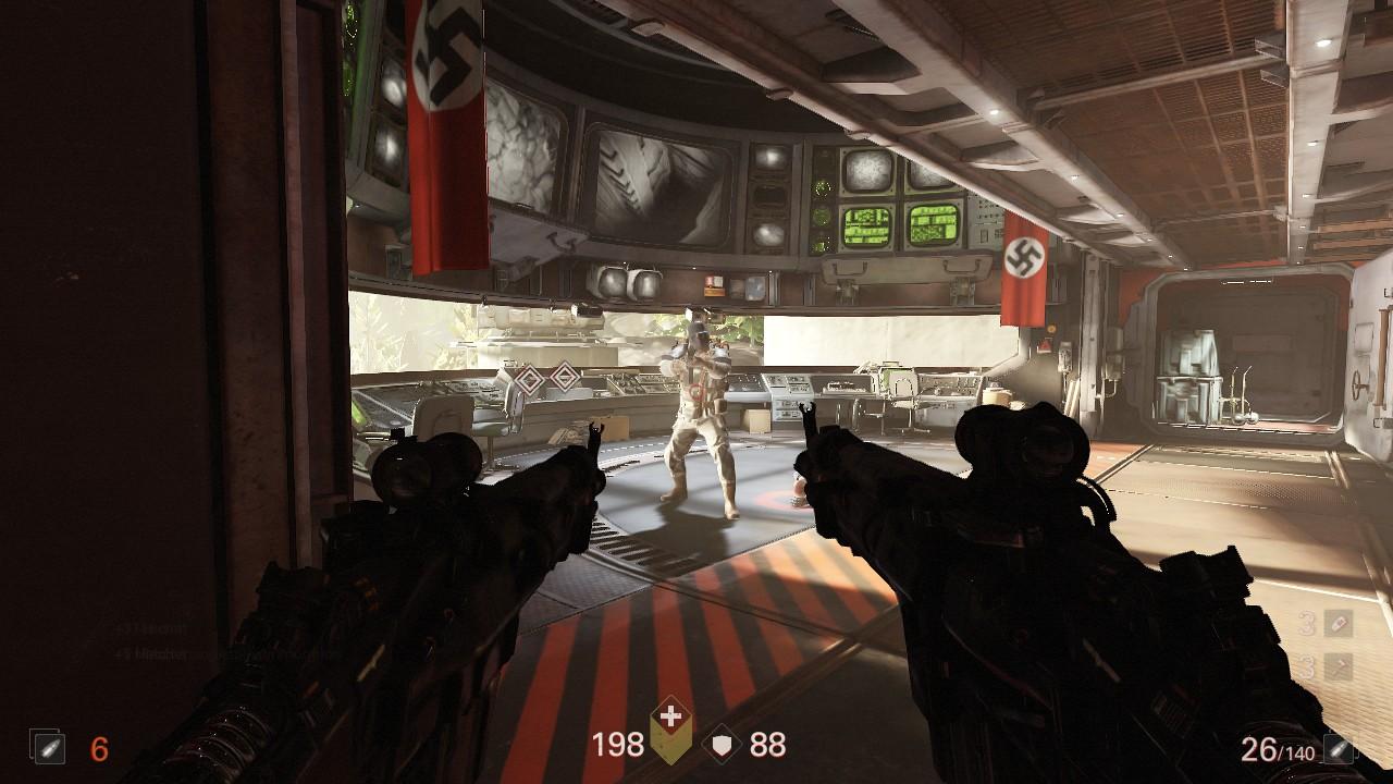 Wolfenstein 2: The Freedom Chronicles - Episode Zero – když má Blazkowicz dovolenou 152430