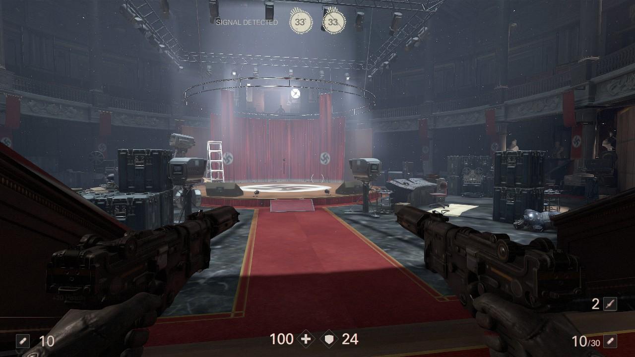 Wolfenstein 2: The Freedom Chronicles - Episode Zero – když má Blazkowicz dovolenou 152431