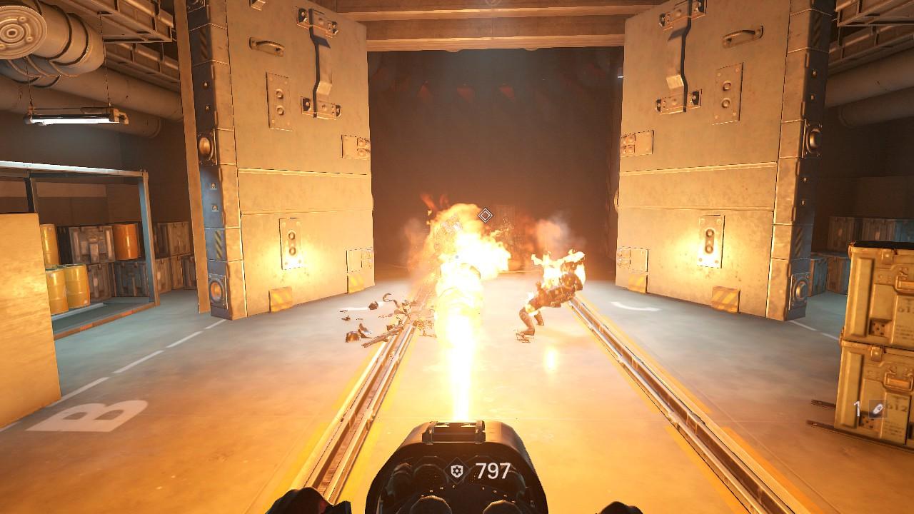 Wolfenstein 2: The Freedom Chronicles - Episode Zero – když má Blazkowicz dovolenou 152432