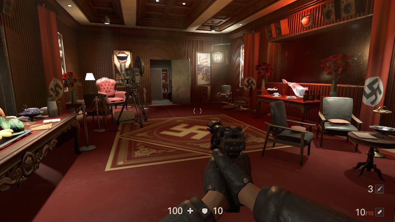 Wolfenstein 2: The Freedom Chronicles - Episode Zero – když má Blazkowicz dovolenou 152434
