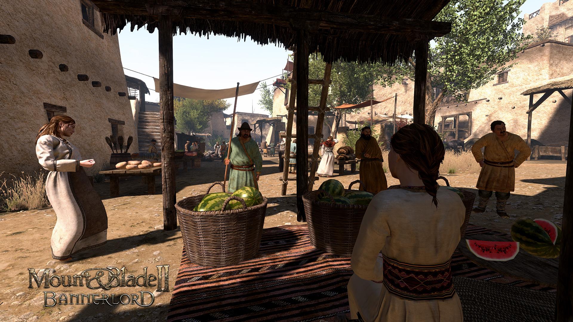 Mount & Blade 2: Bannerlord na nových screenshotech 152470