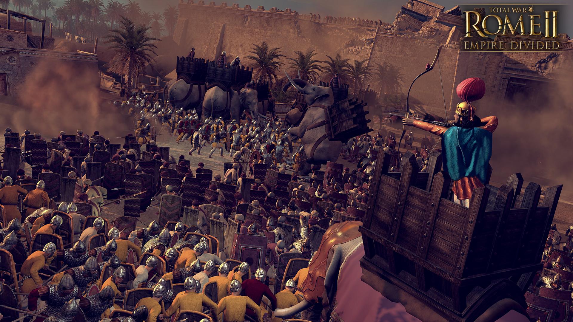 Fanoušci Total War: Rome 2 si budou moci koupit nové DLC 152474
