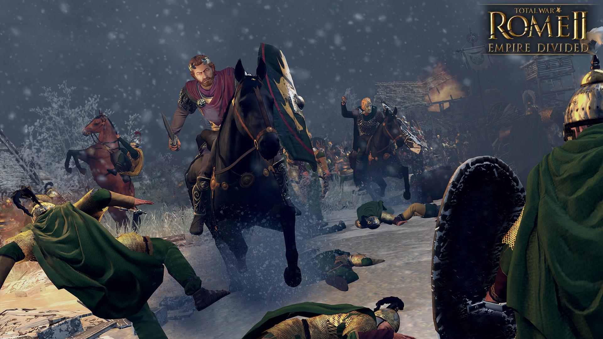 Fanoušci Total War: Rome 2 si budou moci koupit nové DLC 152475