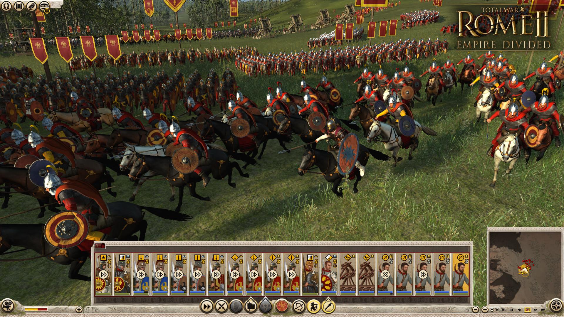 Fanoušci Total War: Rome 2 si budou moci koupit nové DLC 152476