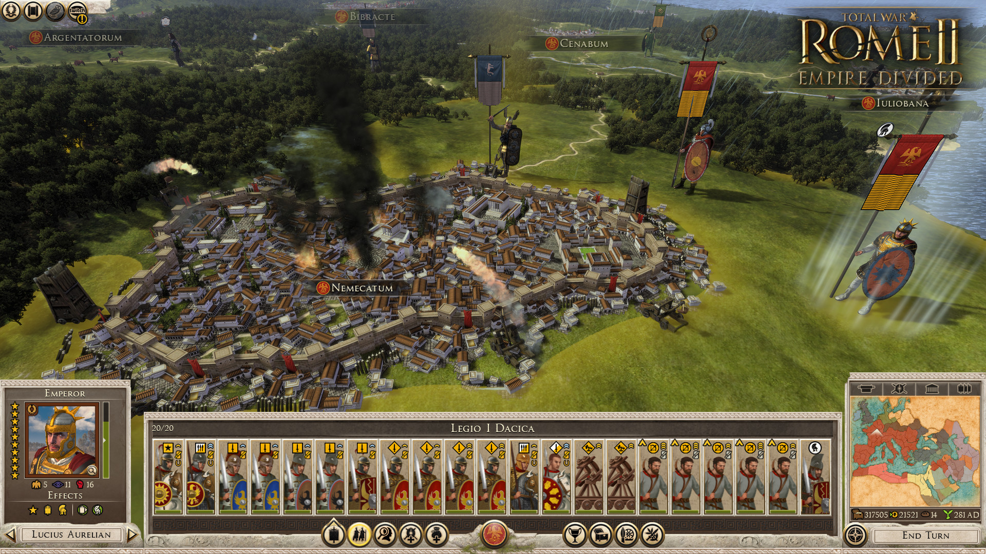 Fanoušci Total War: Rome 2 si budou moci koupit nové DLC 152477