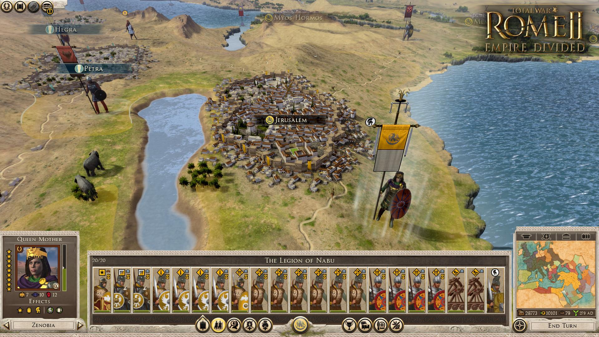 Fanoušci Total War: Rome 2 si budou moci koupit nové DLC 152480