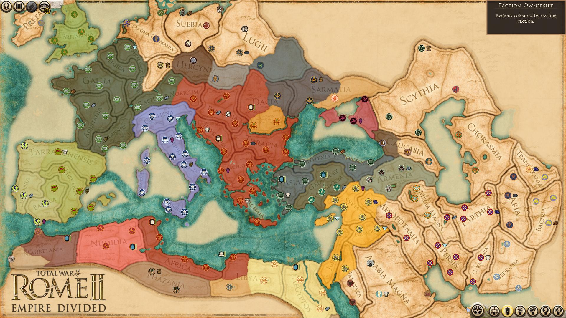 Fanoušci Total War: Rome 2 si budou moci koupit nové DLC 152481