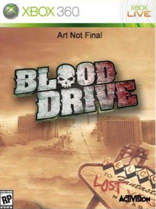 Blood Drive: novodobý Carmageddon od Activision? 15249