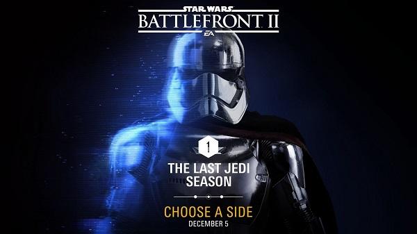 První várka bezplatného dodatečného obsahu Star Wars: Battlefrontu 2 dorazí 13. prosince 152493