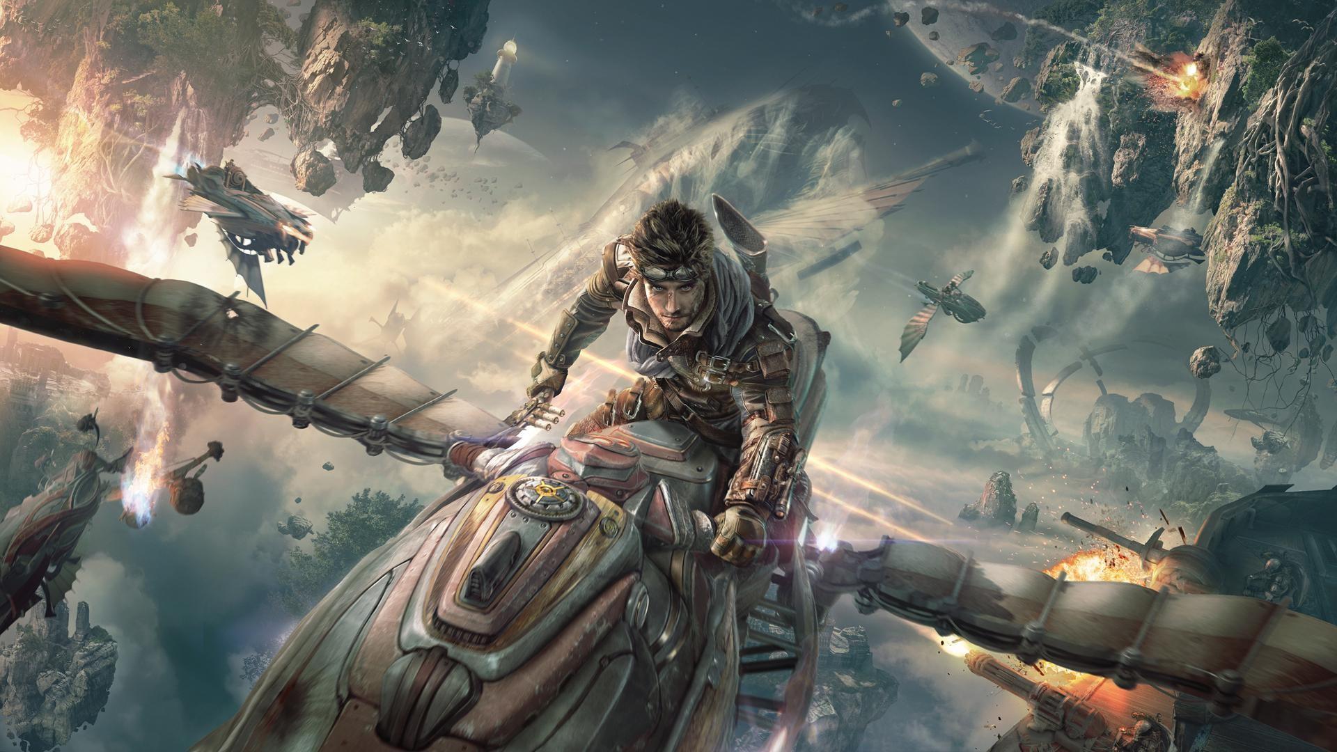 Autoři PUBG chystají novou hru, MMORPG Ascent: Infinite Realm 152514