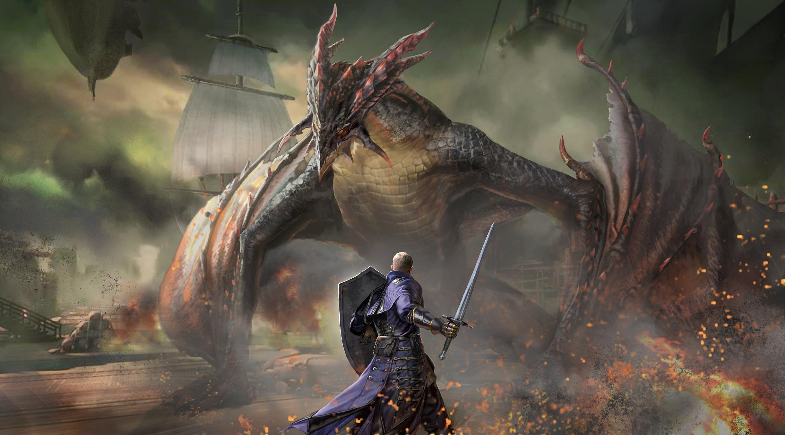 Autoři PUBG chystají novou hru, MMORPG Ascent: Infinite Realm 152515