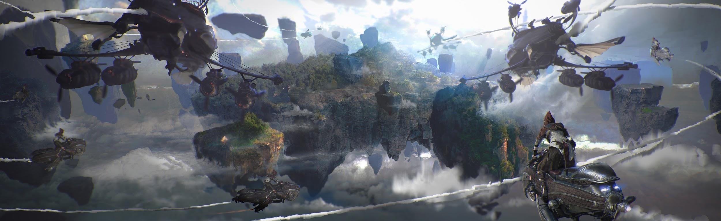 Autoři PUBG chystají novou hru, MMORPG Ascent: Infinite Realm 152519