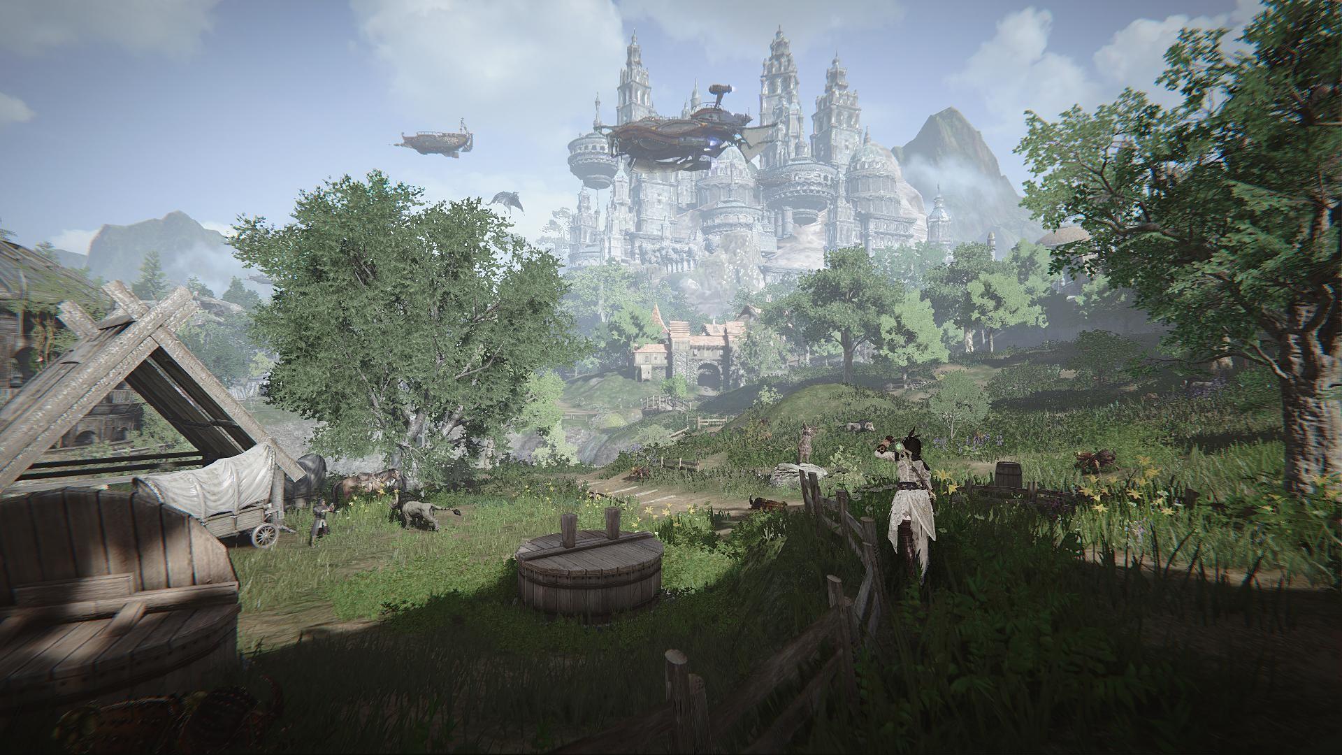 Autoři PUBG chystají novou hru, MMORPG Ascent: Infinite Realm 152520