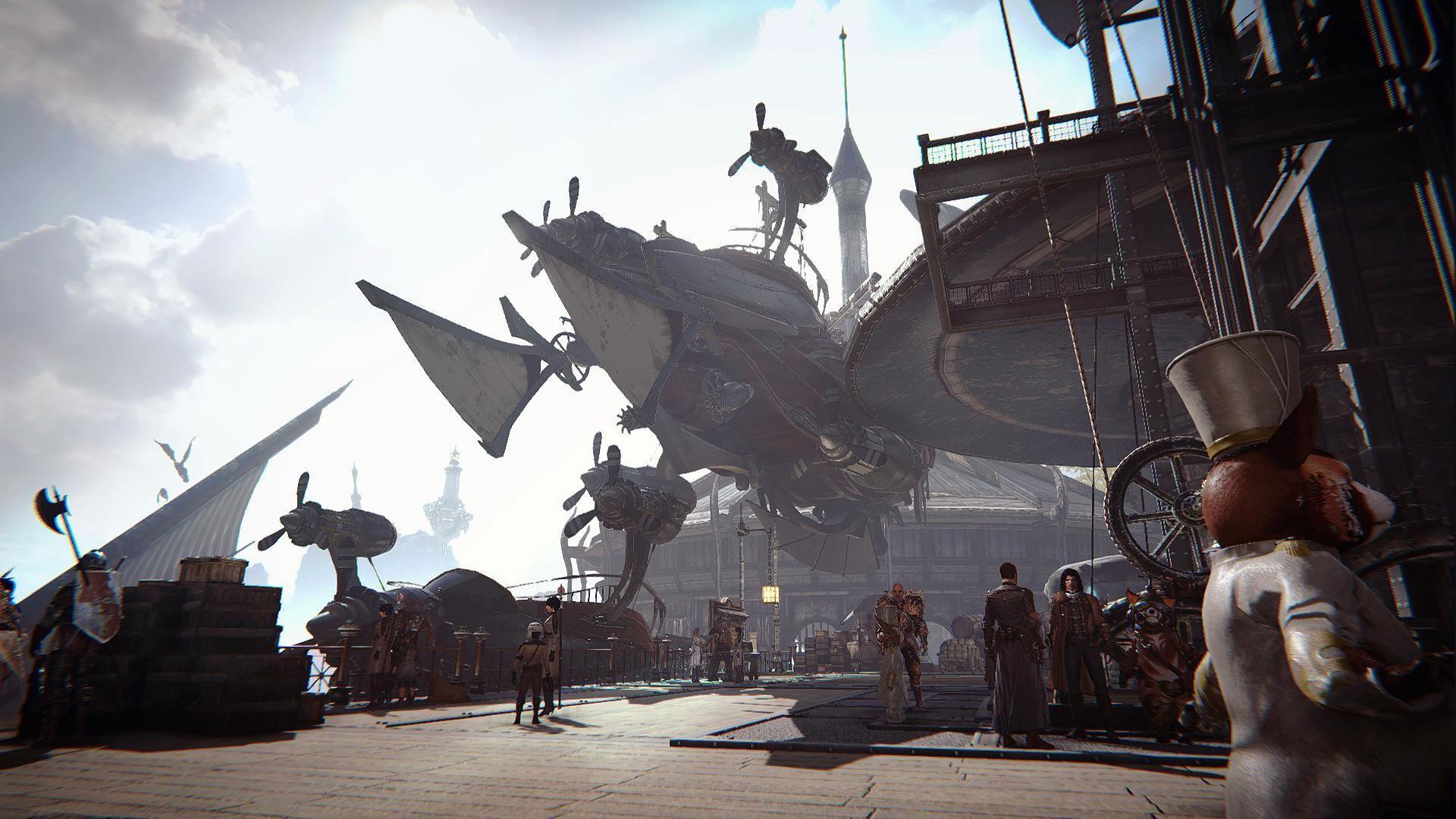 Autoři PUBG chystají novou hru, MMORPG Ascent: Infinite Realm 152522
