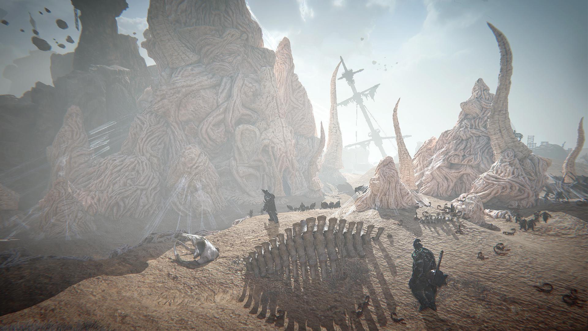 Autoři PUBG chystají novou hru, MMORPG Ascent: Infinite Realm 152525