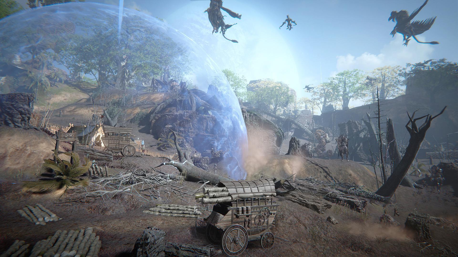 Autoři PUBG chystají novou hru, MMORPG Ascent: Infinite Realm 152528