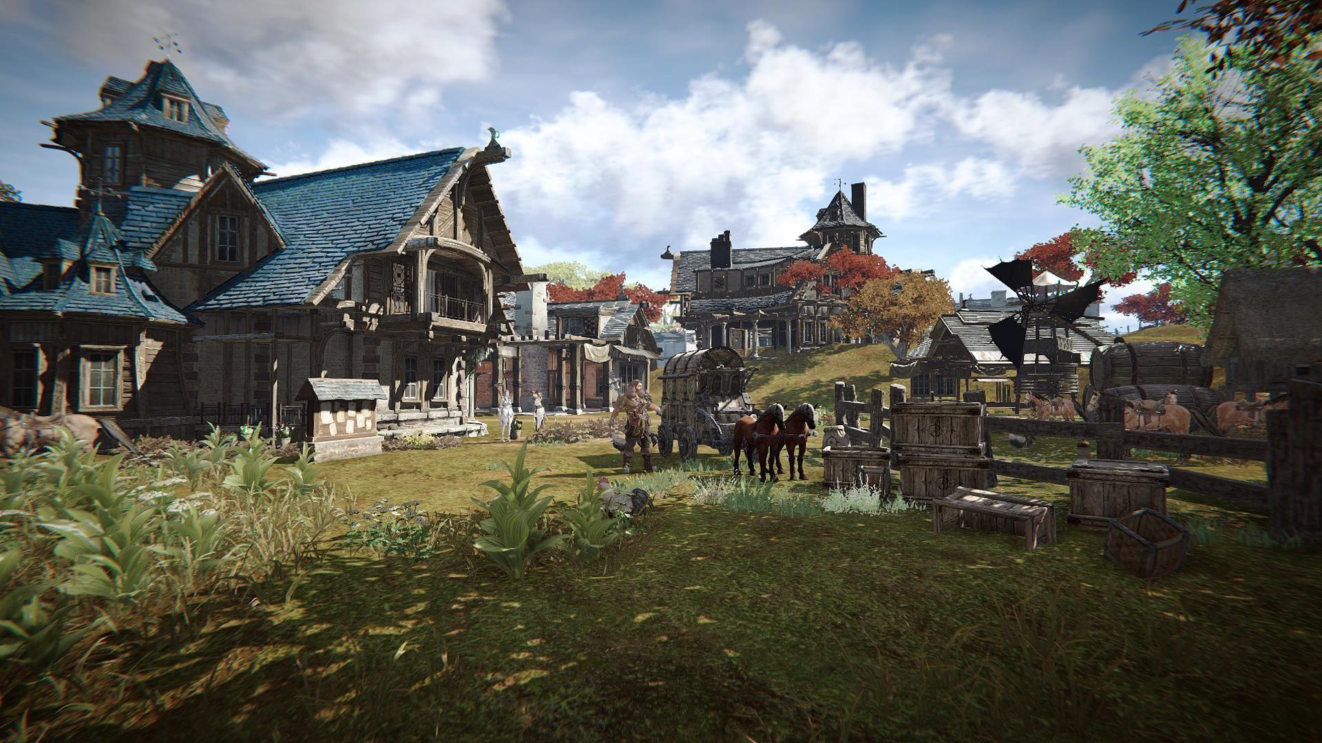 Autoři PUBG chystají novou hru, MMORPG Ascent: Infinite Realm 152532