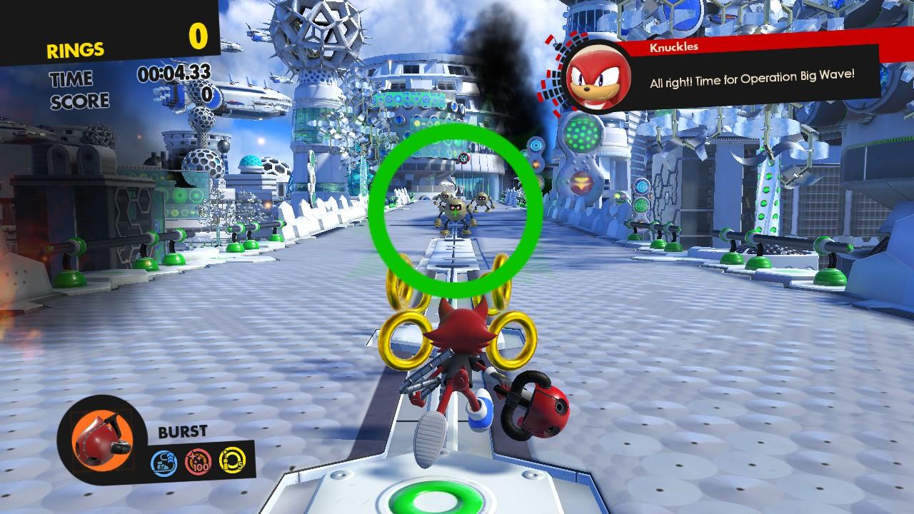 Sonic Forces – modré bodliny se vrací 152617