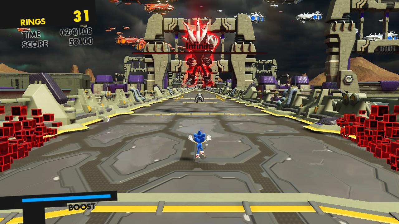 Sonic Forces – modré bodliny se vrací 152630