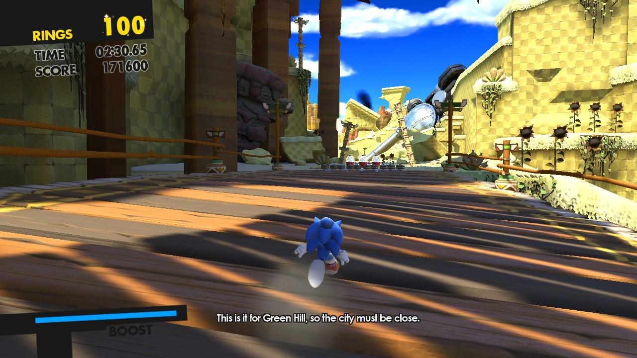 Sonic Forces – modré bodliny se vrací 152632