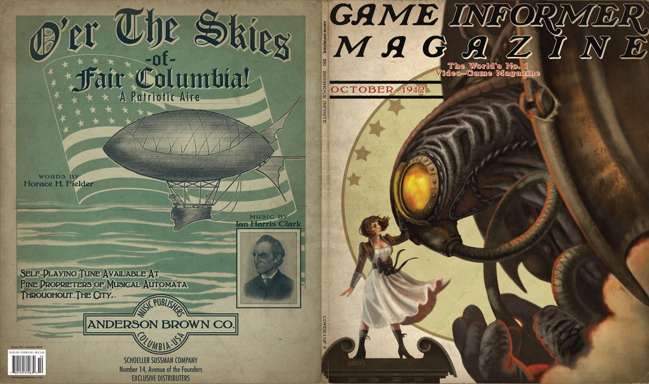 Artworky z BioShock Infinite 15272
