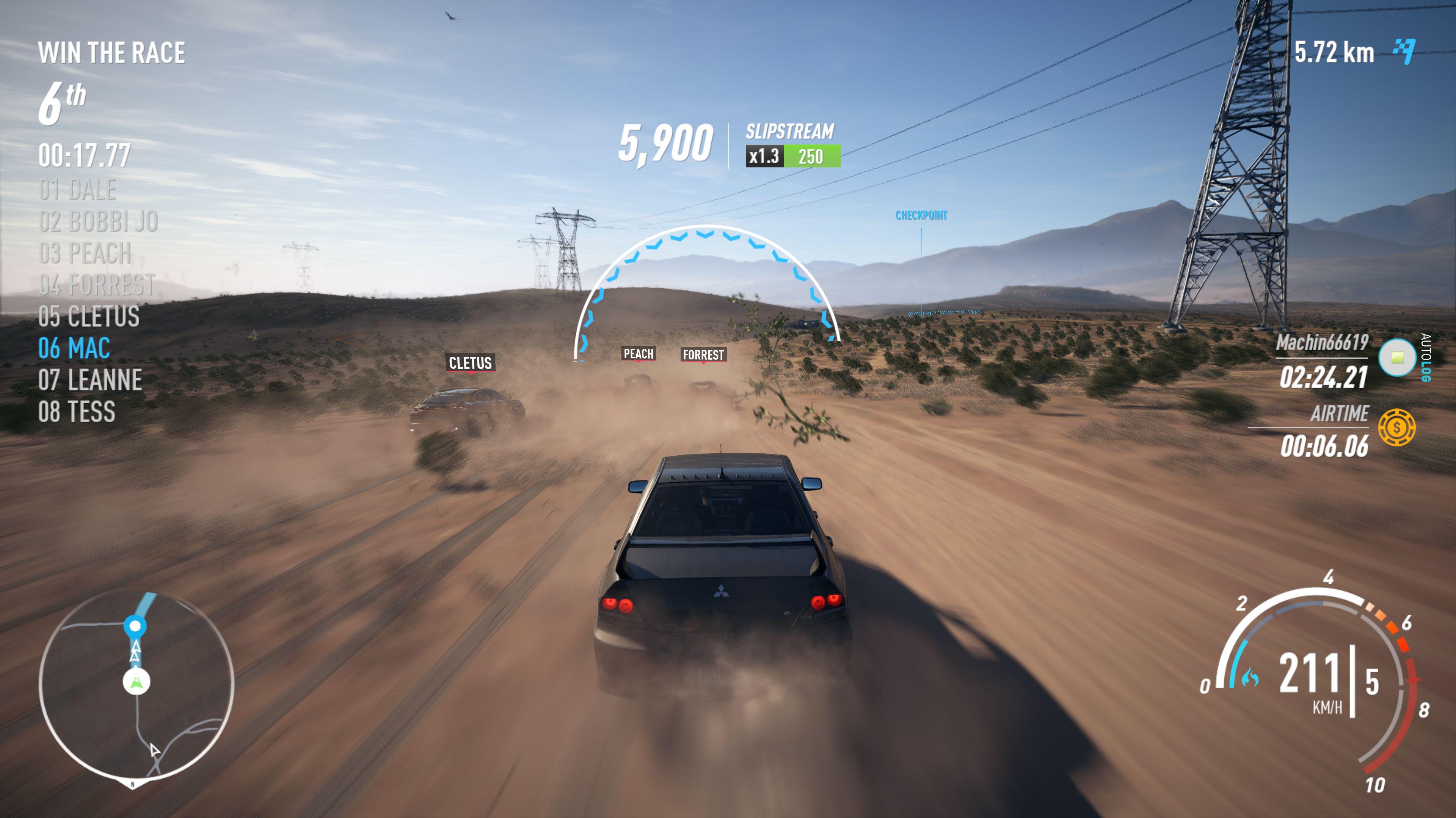 Need for Speed: Payback – smutné pokračování série 152720