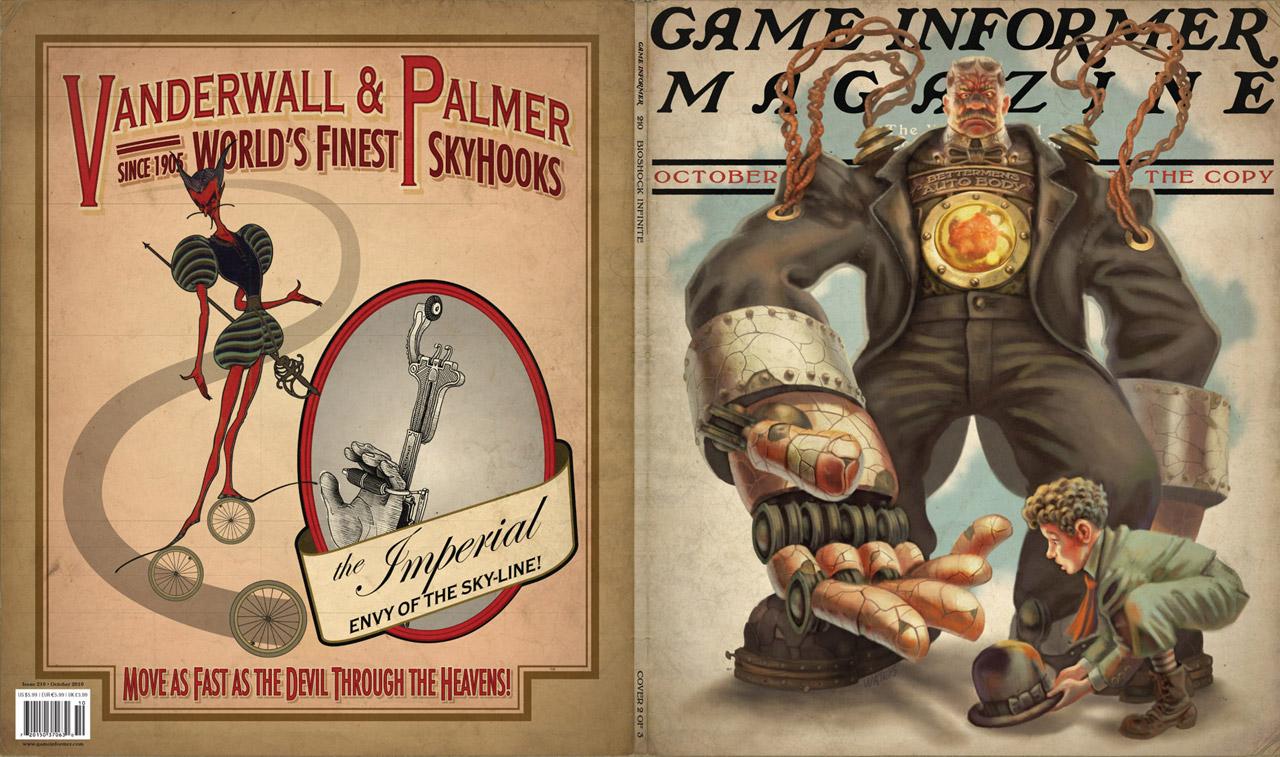 Artworky z BioShock Infinite 15273