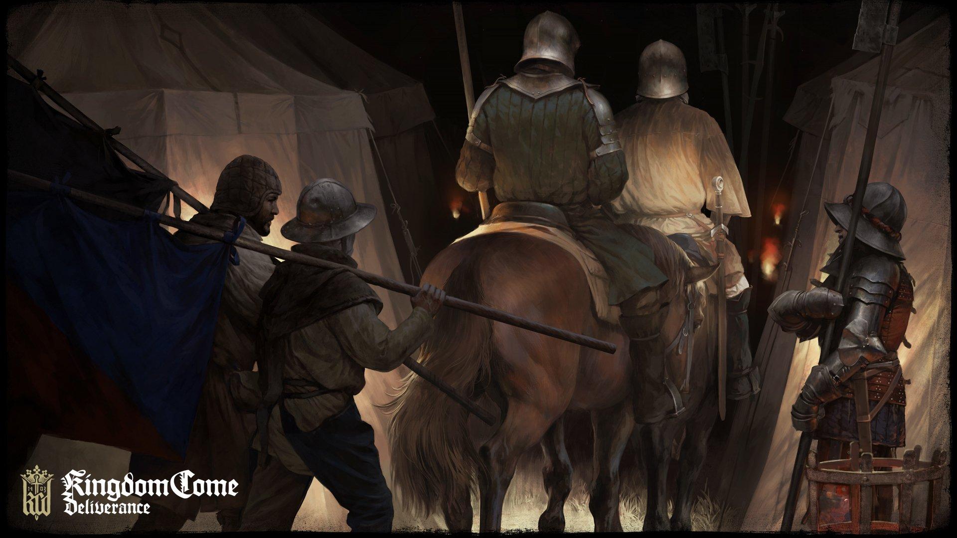 Koncepty ukazují nejen prostředí Kingdom Come: Deliverance 152754