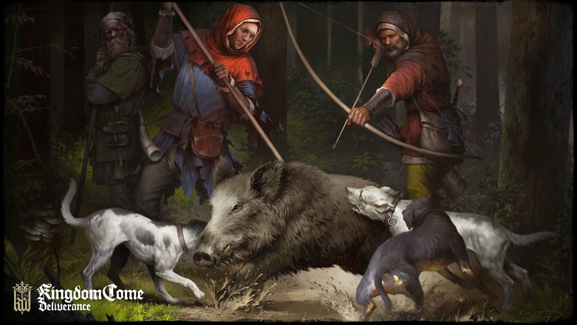 Koncepty ukazují nejen prostředí Kingdom Come: Deliverance 152760