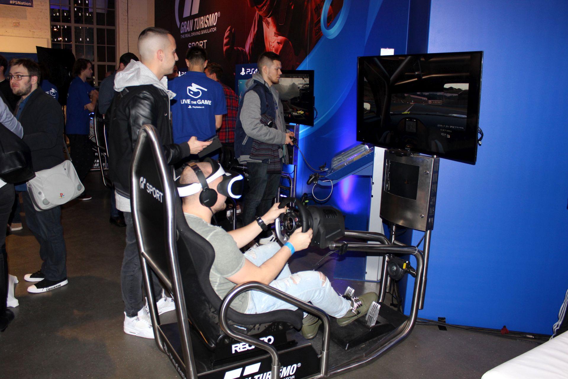 Vyzkoušeli jsme, co si zahrajete na PlayStation Nation 152783