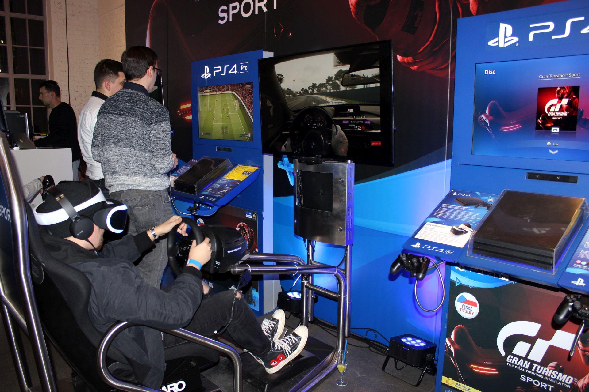 Vyzkoušeli jsme, co si zahrajete na PlayStation Nation 152787