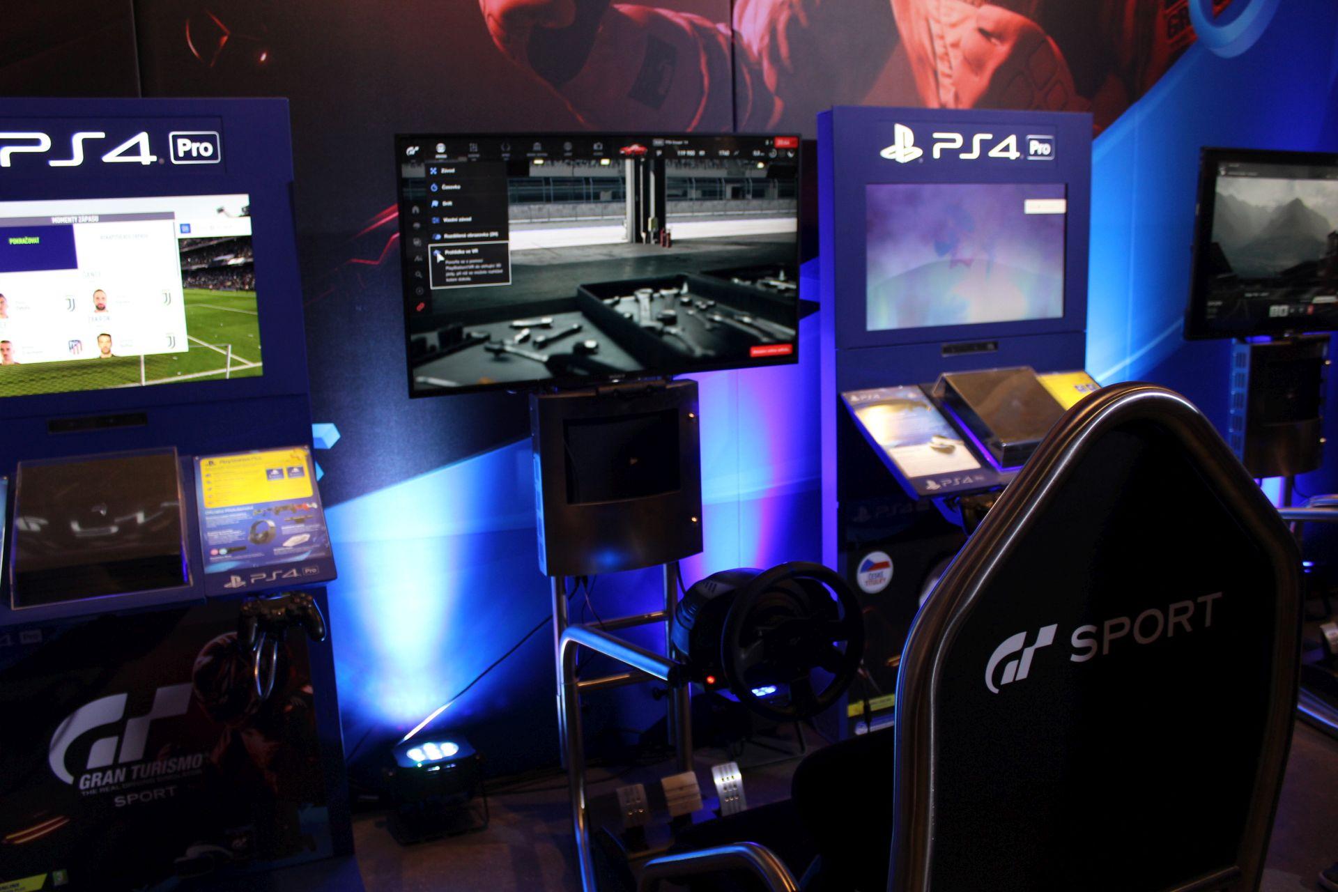 Vyzkoušeli jsme, co si zahrajete na PlayStation Nation 152795