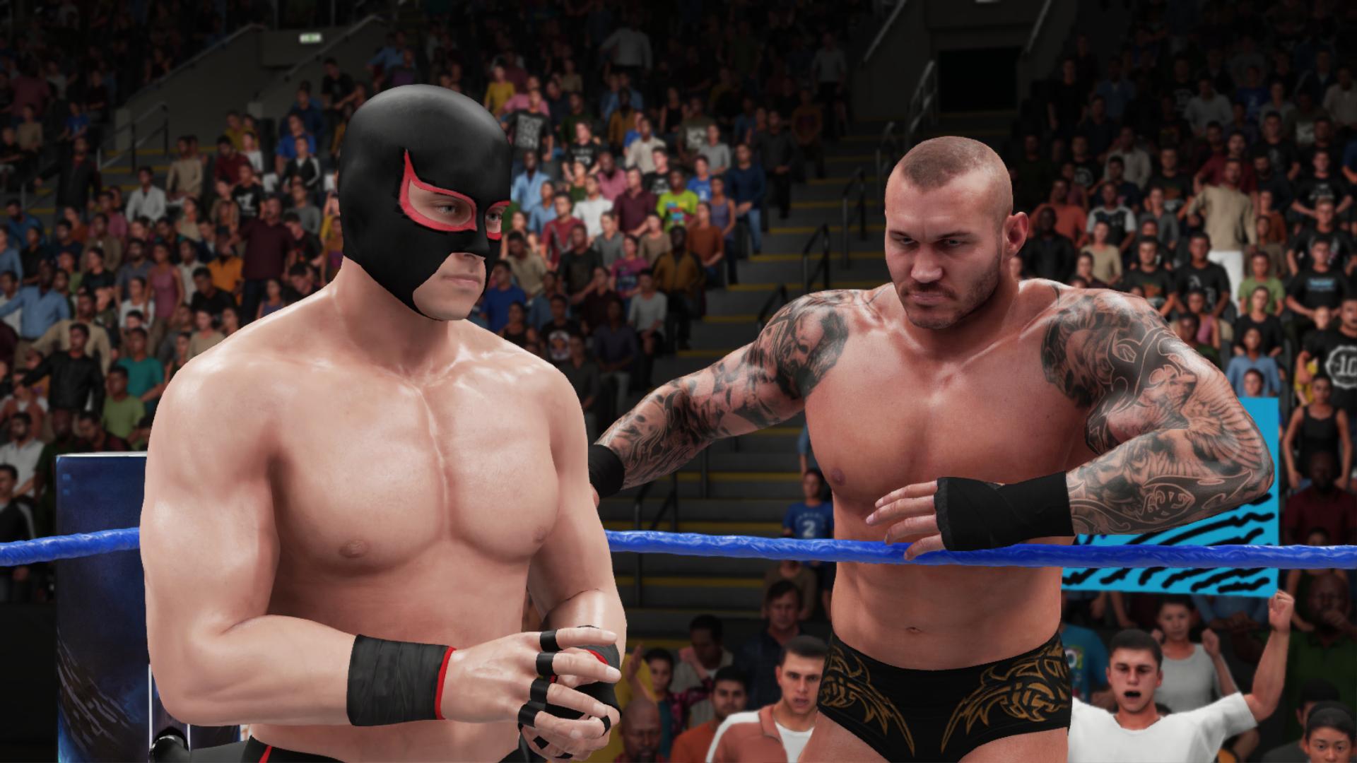 WWE 2K18 – showmani v ringu 152804