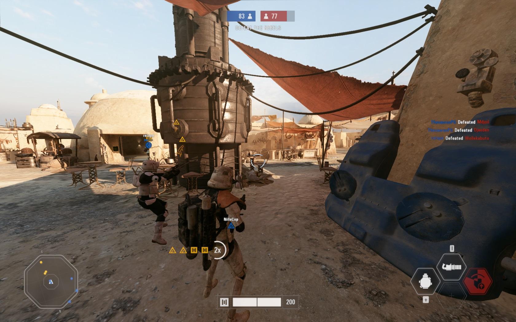 Star Wars: Battlefront 2 - další návštěva předaleké galaxie 152824