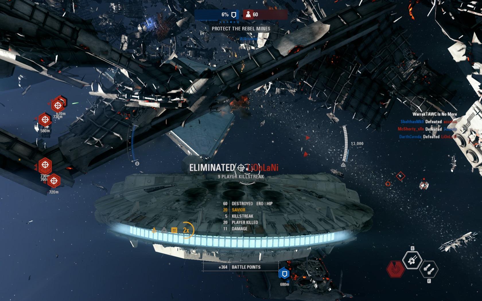 Star Wars: Battlefront 2 - další návštěva předaleké galaxie 152827