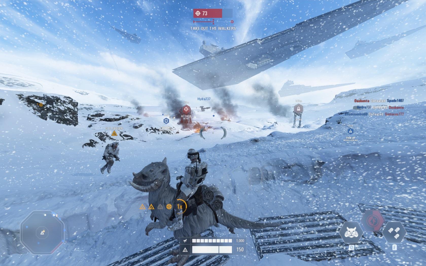 Star Wars: Battlefront 2 - další návštěva předaleké galaxie 152831