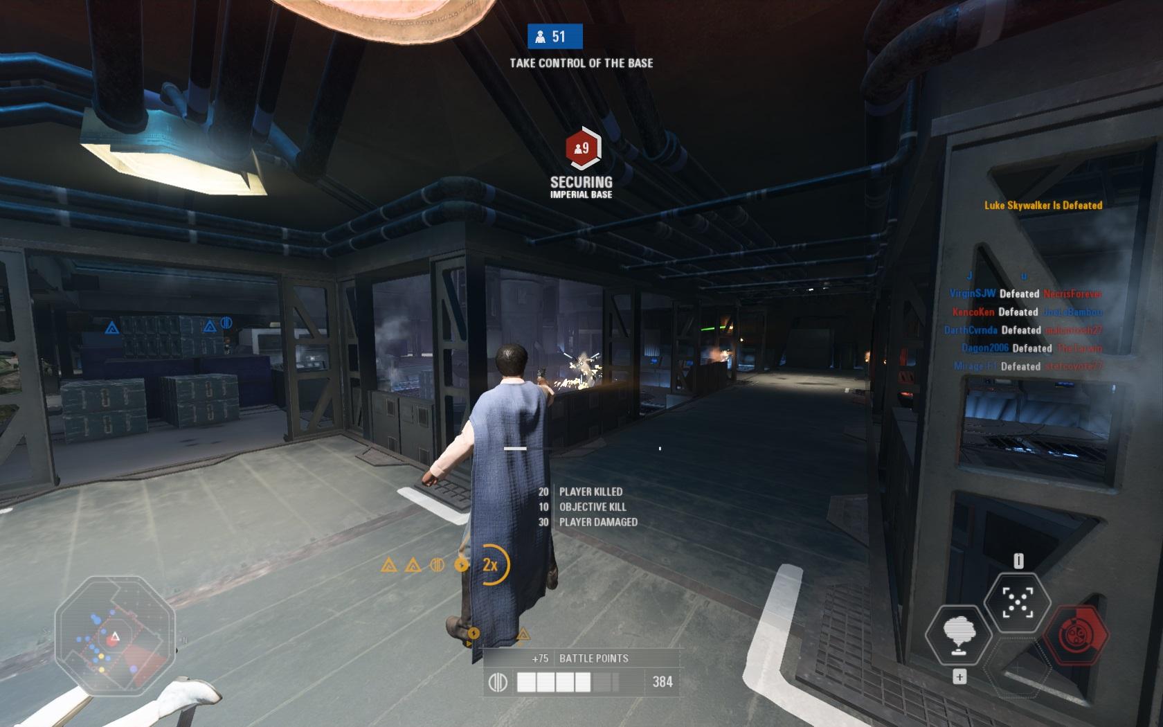Star Wars: Battlefront 2 - další návštěva předaleké galaxie 152835
