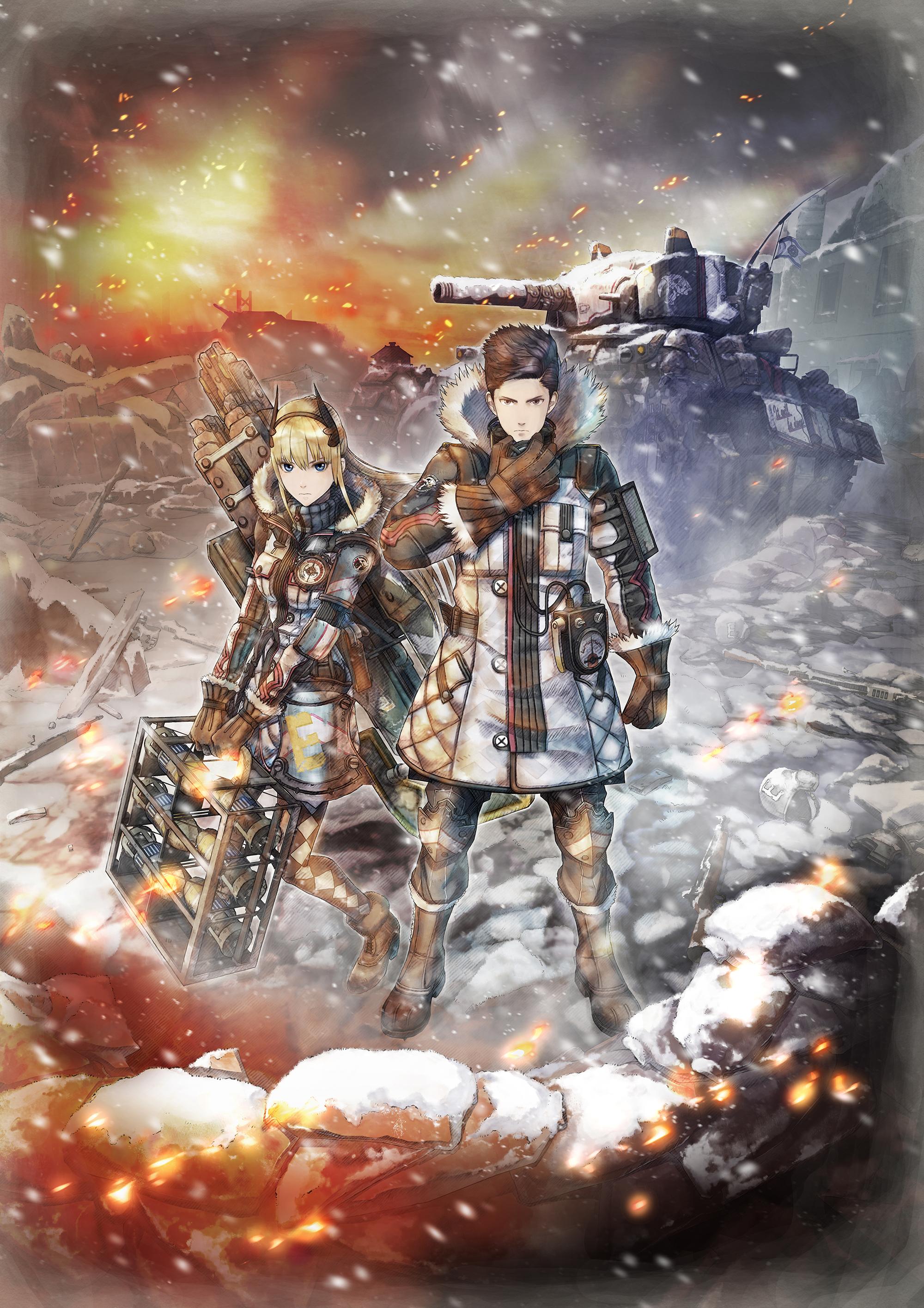 Valkyria Chronicles 4 oznámena pro PS4, Xbox One a Switch 152934