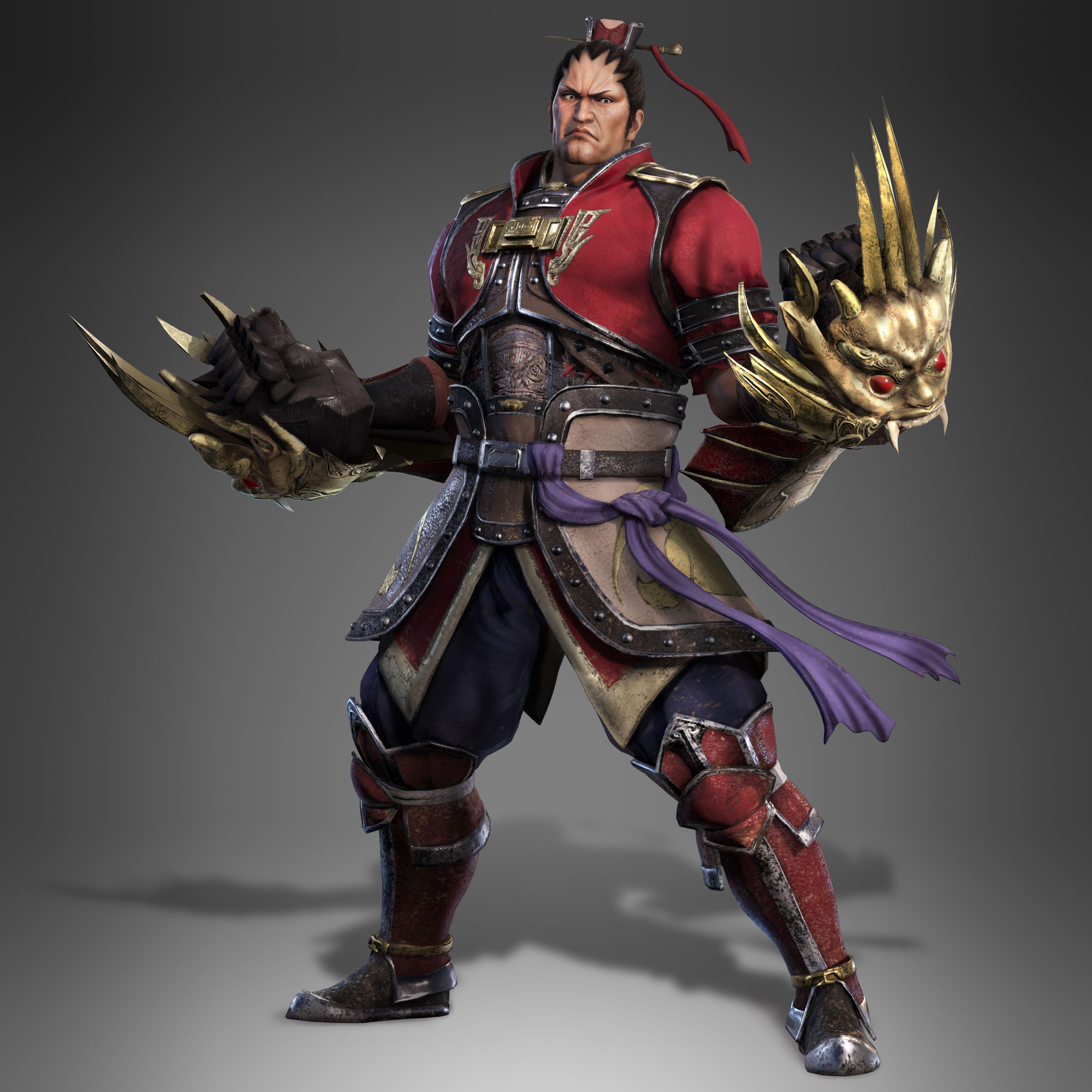 Dynasty Warriors 9 vychází 13. února 152975