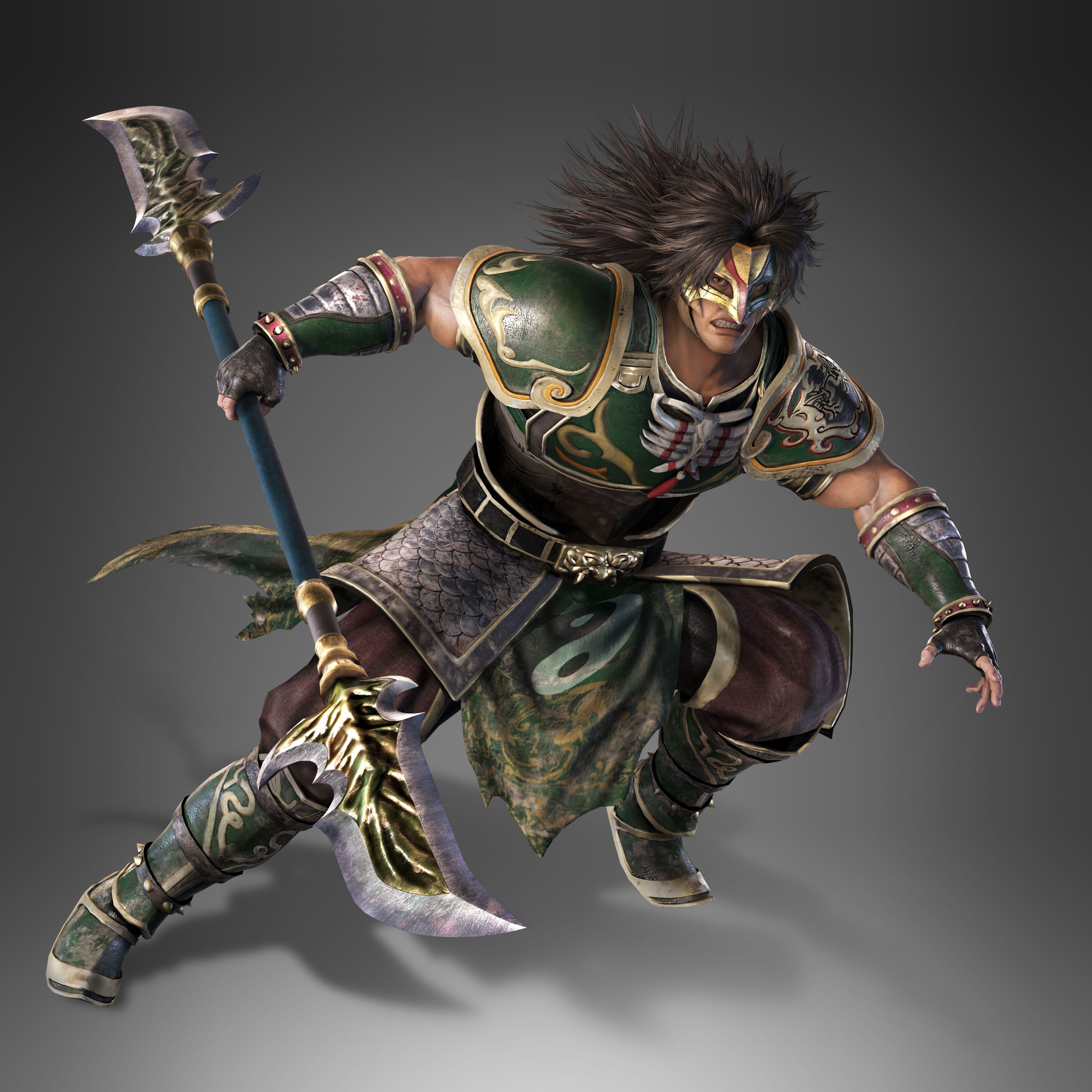 Dynasty Warriors 9 vychází 13. února 152976