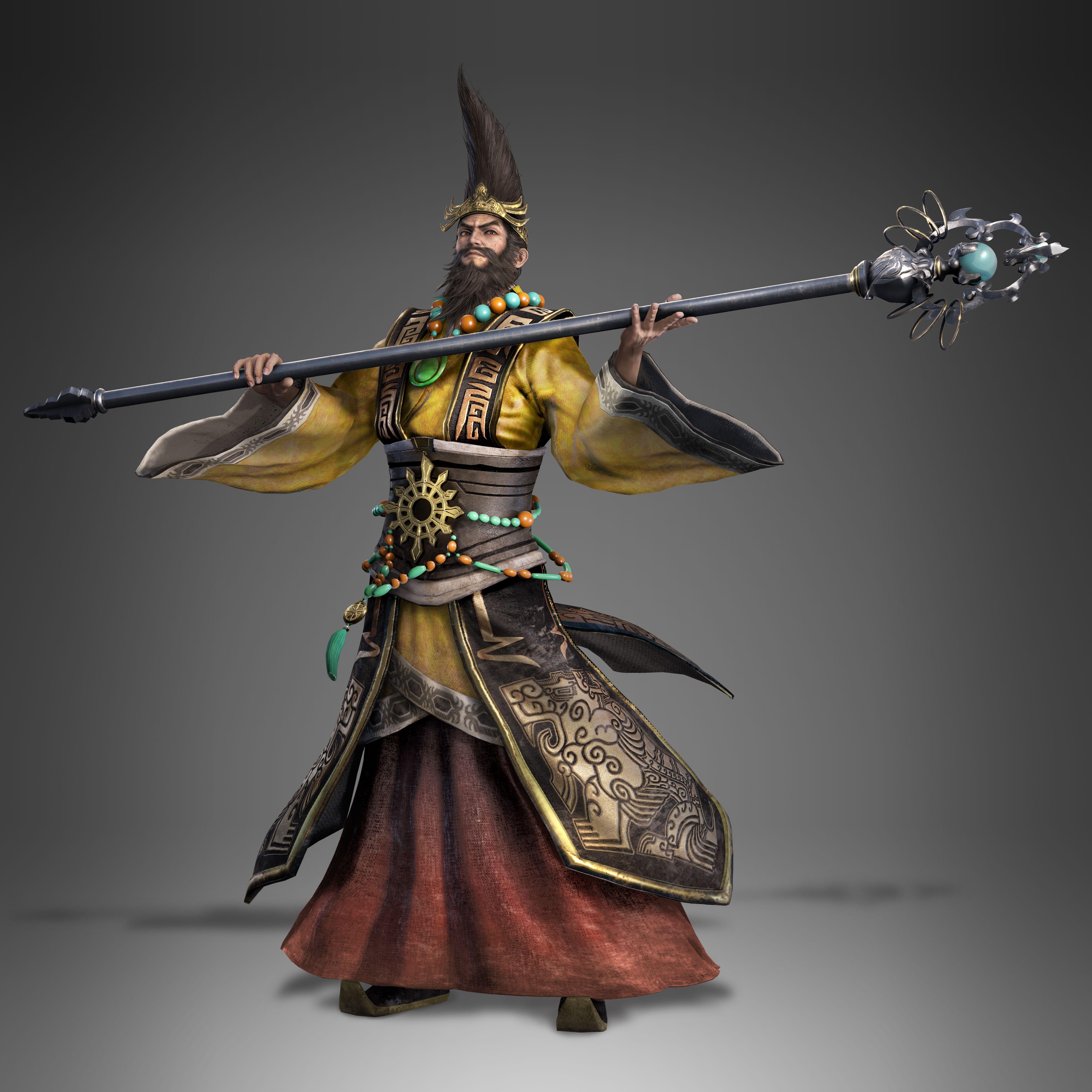 Dynasty Warriors 9 vychází 13. února 152978