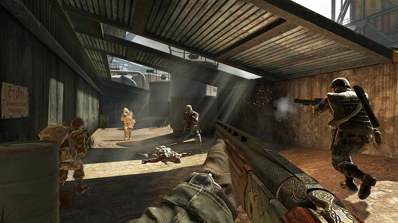 Změny v multiplayeru Call of Duty: Black Ops 15298
