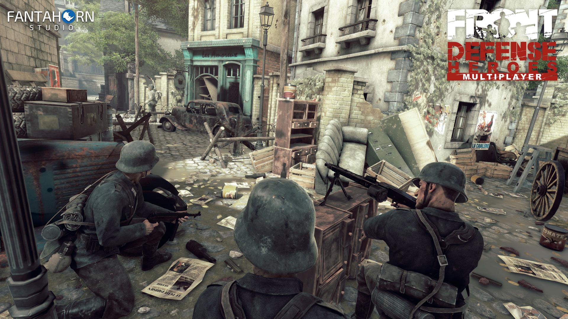 Vive Studios představuje Super Puzzle Galaxy a Front Defense: Heroes 152986