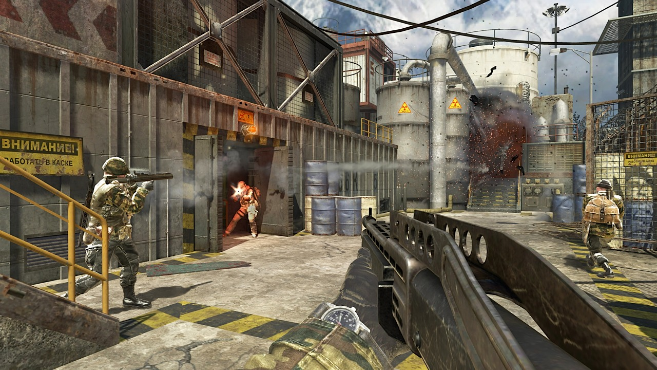 Call of Duty: Black Ops – multiplayer pod drobnohledem 15299