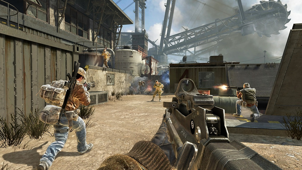 Proč je Call of Duty: Black Ops 2 zasazeno do budoucnosti? 15301