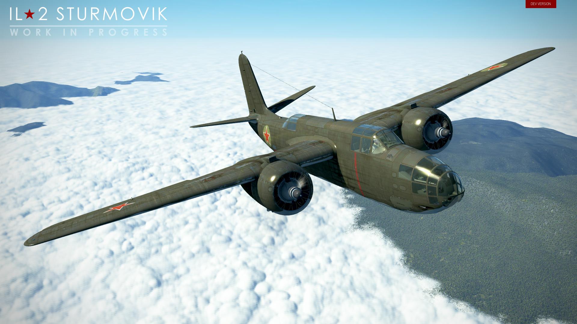 V 1C chystají hned tři letecké akce IL-2 Sturmovik 153049